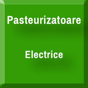 Pasteurizatoare electrice
